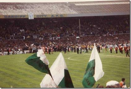 Wales Brazil 1983