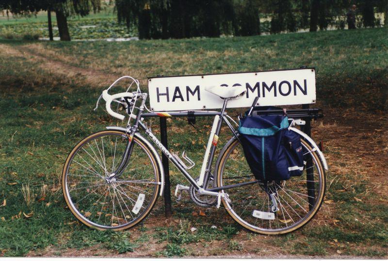 Peugeot Camargue Ham Common 1989