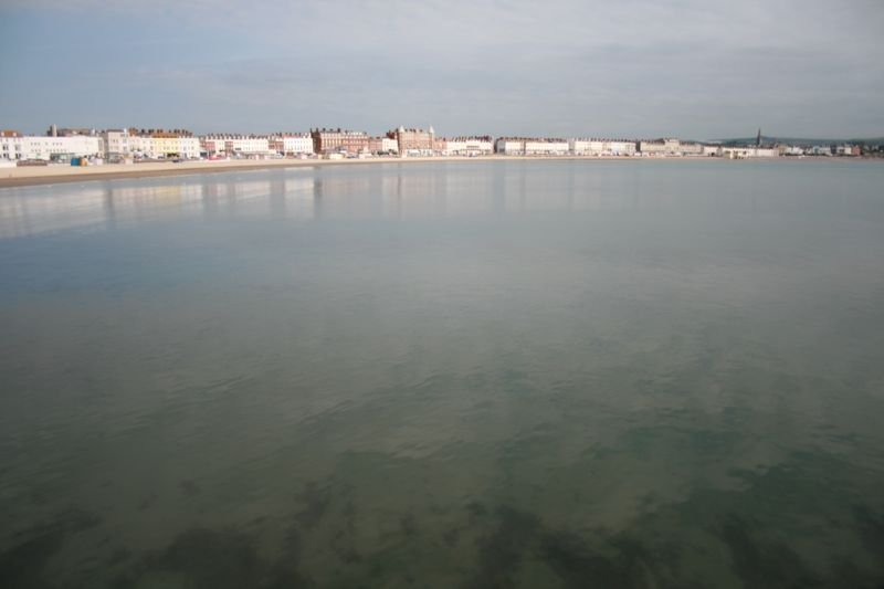 Weymouth early morning