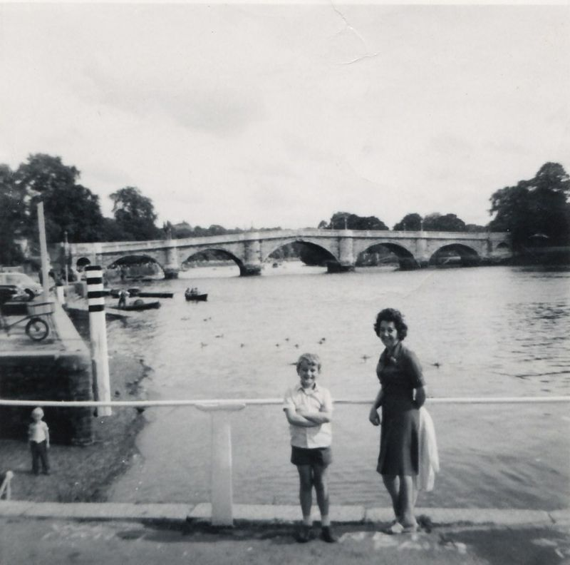 Robert and Owy Richmond 1960s
