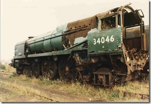 34046 Braunton  at Barry