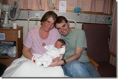 Karen Rob Owen 5 July 2008