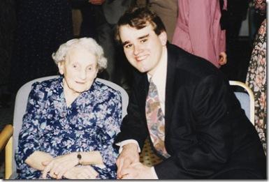 Nan at 100