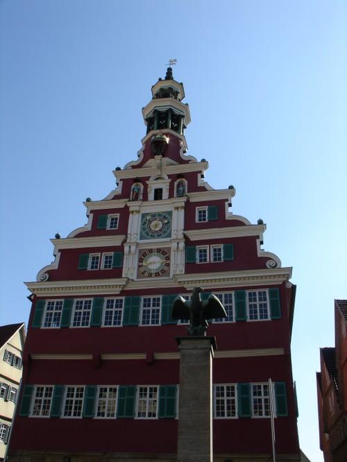 Esslingen's old rathaus