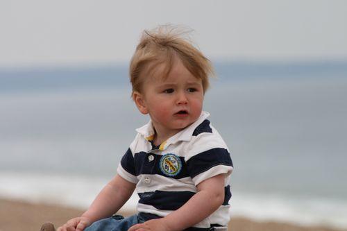 Owen Chesil beach